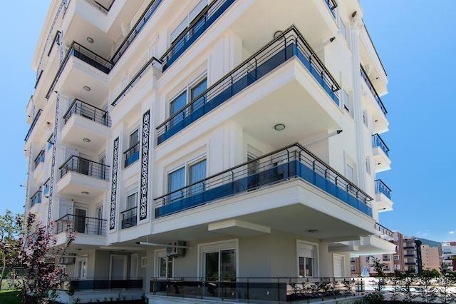 شقق معمارية حديثة في انطاليا photos #1