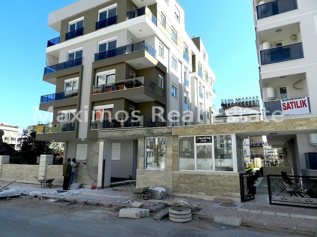 مساكن زهيدة و باسعار منخفضة في أنطاليا للبيع photos #1