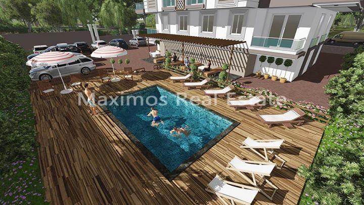 قم بشراء شقة عقارية في أنطاليا - تركيا photos #1