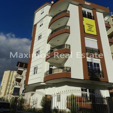 منازل في وسط مدينة أنطاليا للبيع photos #1
