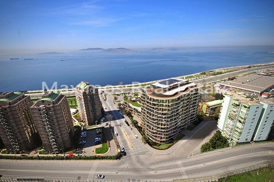 شقة فاخرة مطلة على البحر في الجانب الآسيوي من اسطنبول- كارتال photos #1