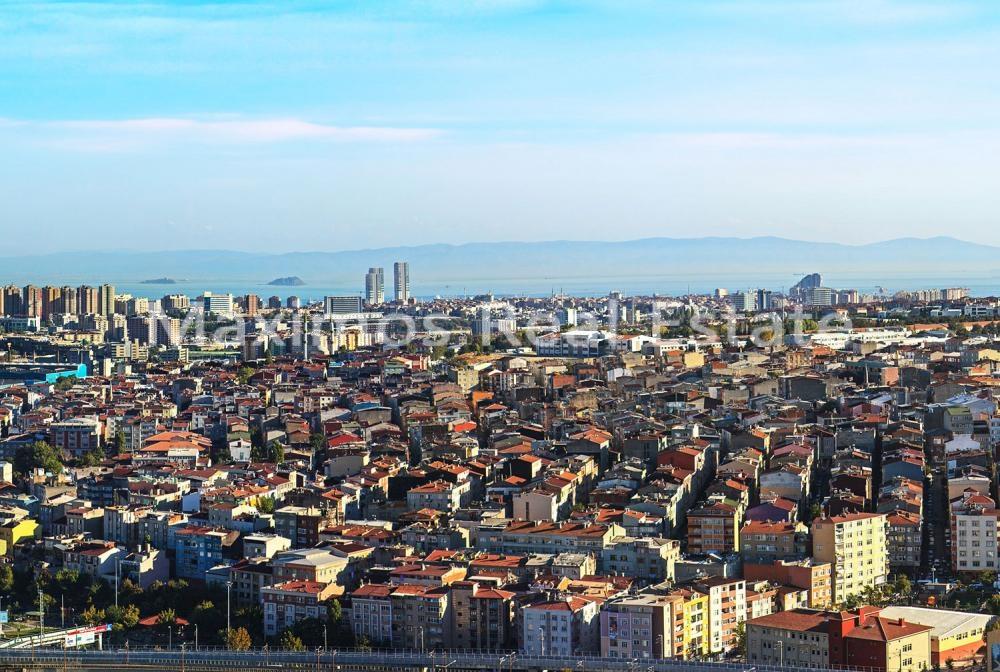 شقق للبيع باطلالة بحرية في اسطنبول photos #1