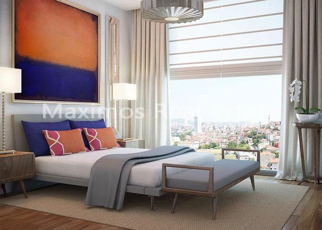 عقارات سكنية بشكل الفندق في اسطنبول  تركيا photos #1