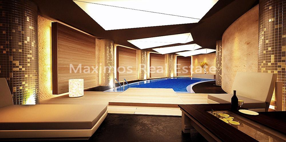 عقار فاخر بمفهوم الفندق للبيع في اسطنبول photos #1