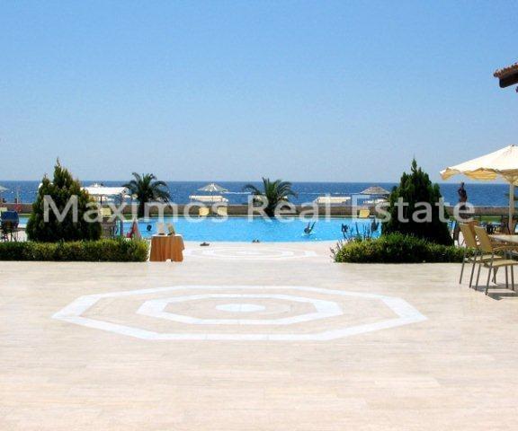شقة أمام شاطىء كيمر في تركيا للبيع photos #1
