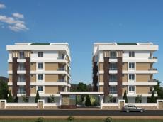 شقق حديثة البناء في انطاليا