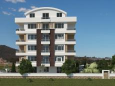شقق حديثة البناء في انطاليا thumb #1