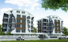 عقارات سكنية رخيصة وحديثة في انطاليا