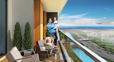 شقق للبيع باطلالة بحرية في اسطنبول وقريبة جدا من المطار