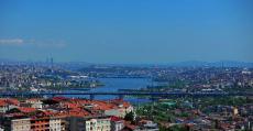 للبيع شقق مع اطلالات بحرية في اسطنبول تركيا