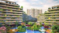 شقق للبيع في اسطنبول في  اكثر المشاريع الخضراء في قلب المدينة