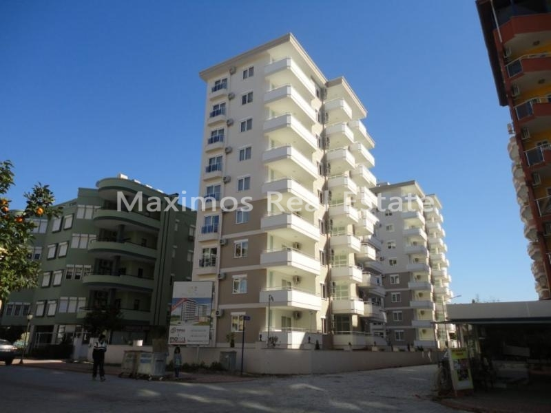 Apartments In Modern Residence For Sale In Alanya Mahmutlar photos #1