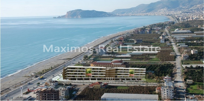 Sea View Turkish Homes For Sale In Alanya Turkey photos #1