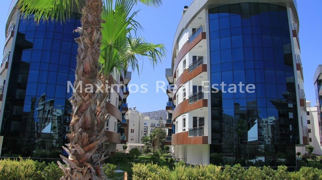 High Quality Fully Furnished Apartments For Sale In Konyaalti photos #1