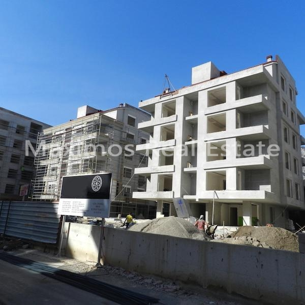 Apartments in Antalya with credit from construction company photos #1