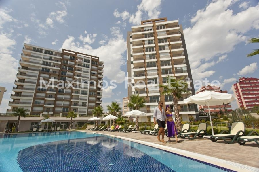Luxury apartments with seaview Antalya photos #1