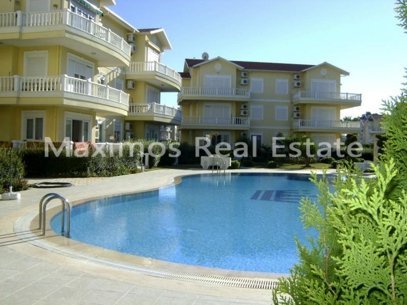 Luxury Apartment for Sale in Belek - Real Estate Belek photos #1