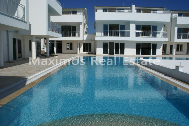 Modern Residence In Belek For Sale With A Garden photos #1
