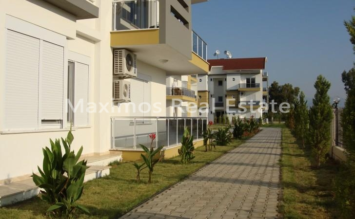 Modern property for sale Belek Antalya photos #1