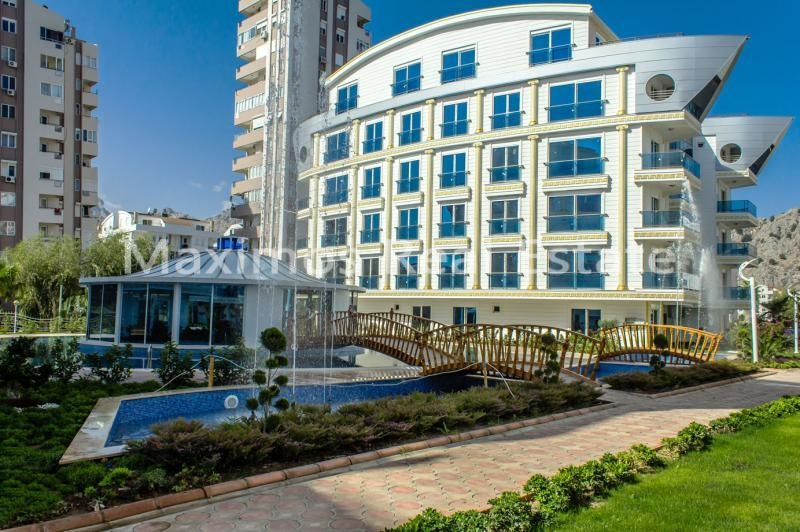 Luxury Apartments With Smart Home System For Sale In Antalya photos #1