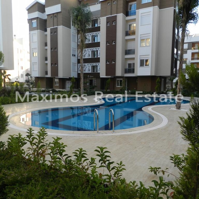 Apartments For Sale In Antalya With Mountain View In Konyaalti photos #1
