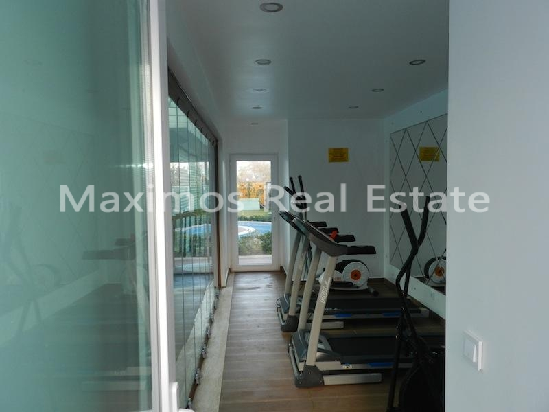 Sea view apartment for sale Antalya photos #1