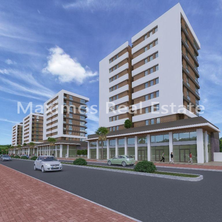 Apartments in Antalya near shopping center photos #1