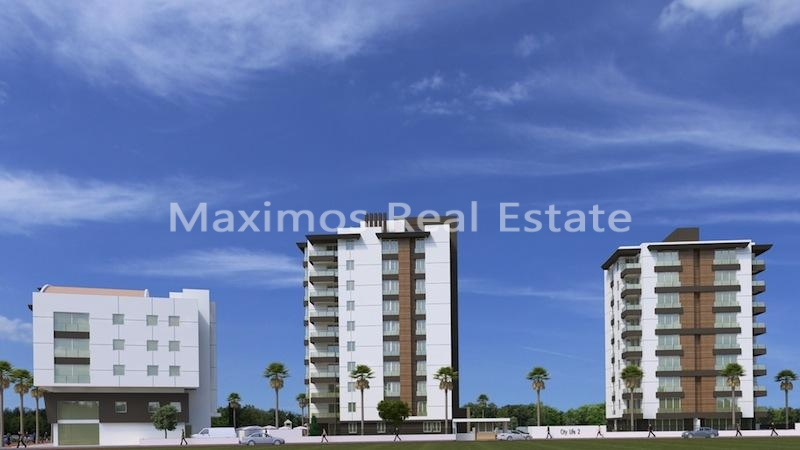 Antalya Turkey apartment to buy photos #1
