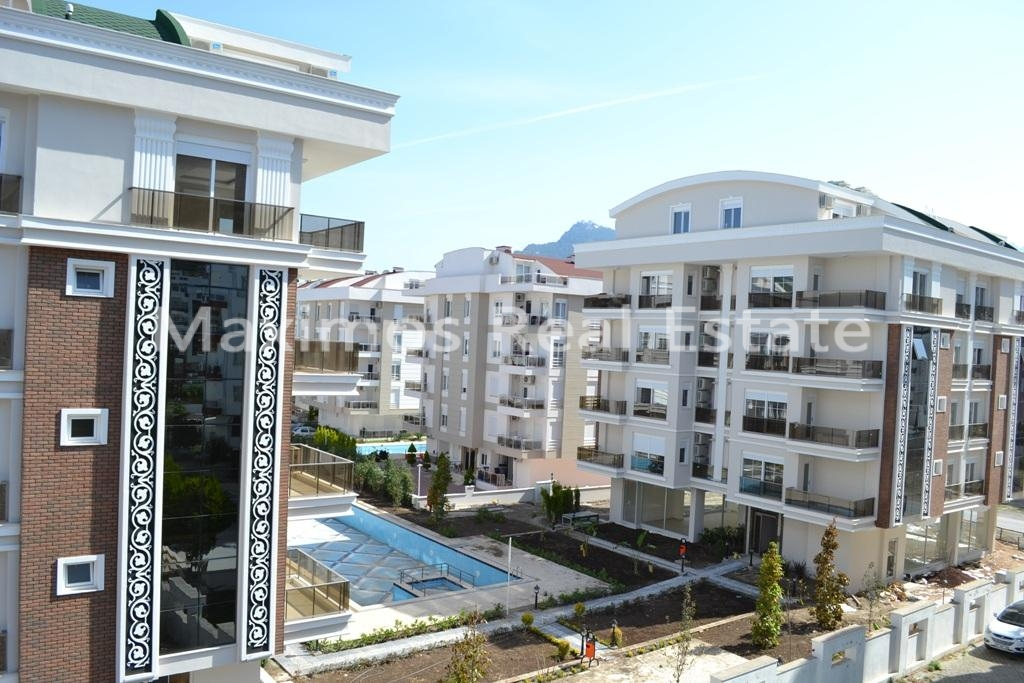 Buy apartment in Antalya in installments photos #1