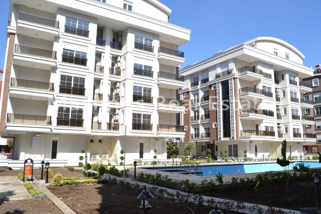 Buy Turkish Apartment For Sale In Antalya With Installments Payment Plan photos #1