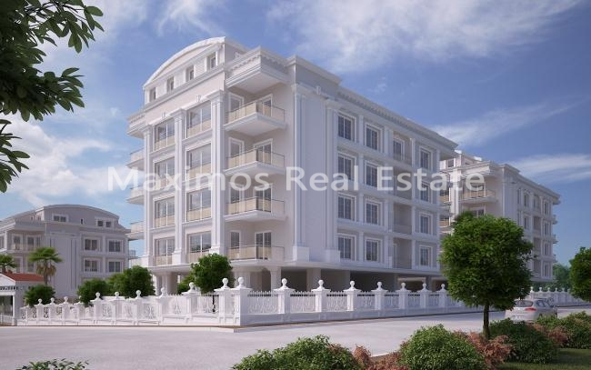 Luxury Real Estate For Sale In Antalya | Antalya Real Estate photos #1