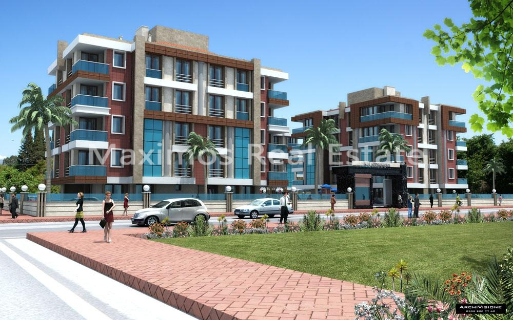 Cheap apartments in Antalya for sale photos #1