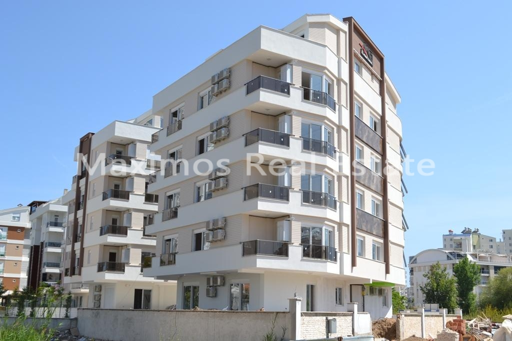 Property for sale Antalya with rental guarantee photos #1