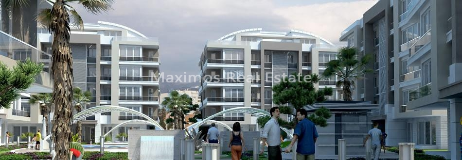 Buy Apartment In Antalya Close To The Beach Side photos #1