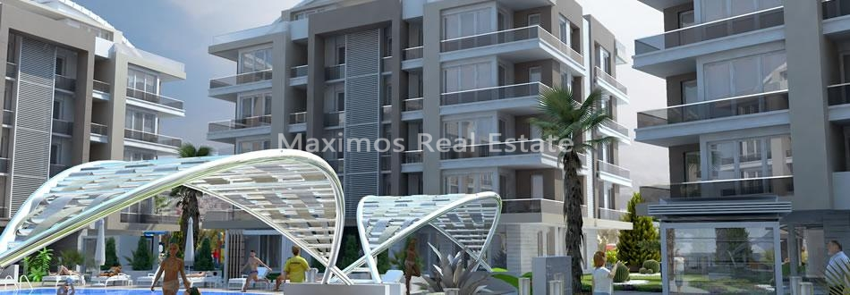 Apartments in Antalya close to the sea photos #1