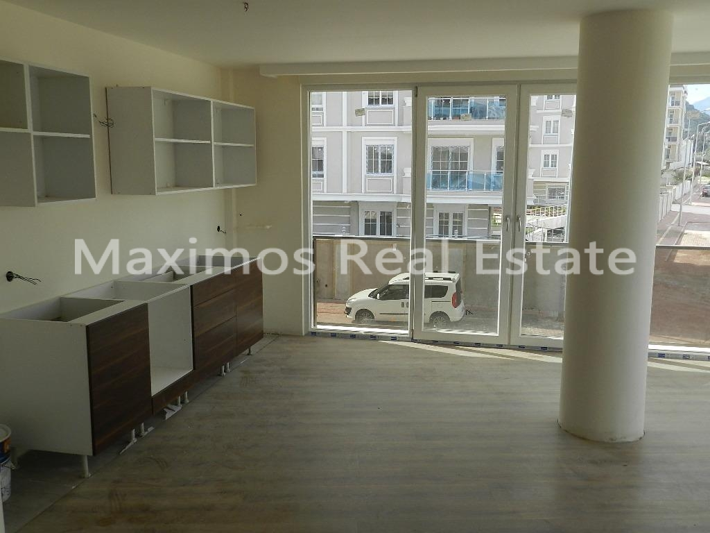 Apartment for sale in Antalya Hurma photos #1