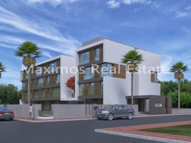 Real estate project in Antalya photos #1