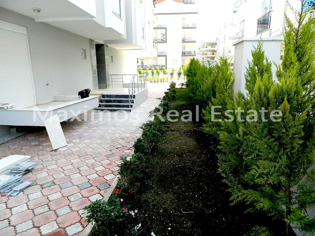 Key Ready Apartments In Antalya With Swimming Pool And Garden photos #1