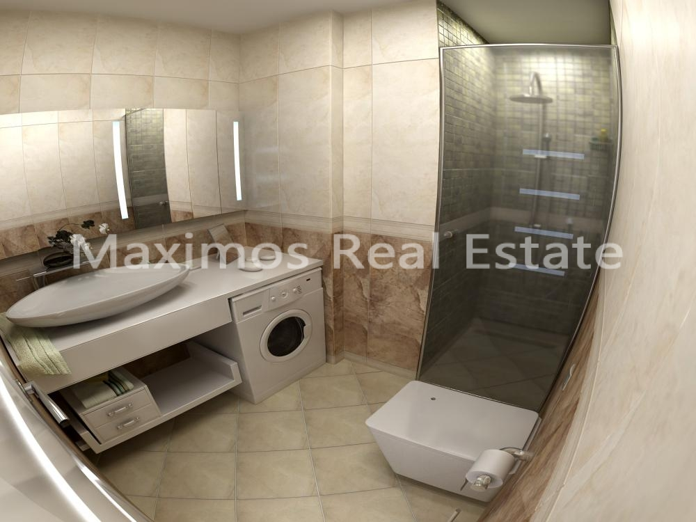 Bargain apartments for sale in Antalya Turkey photos #1