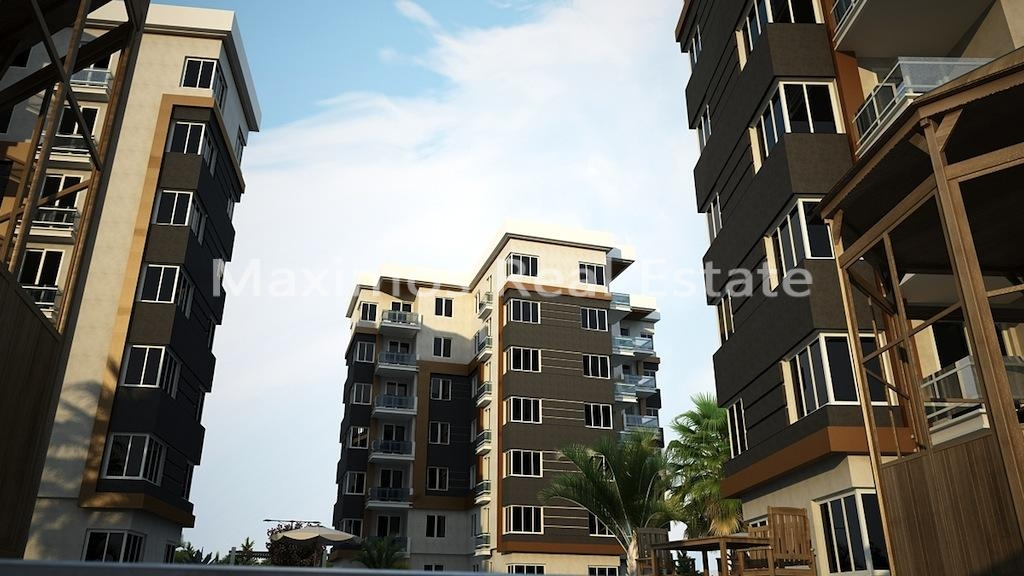 Cheap Forest View Antalya Apartments For Sale  photos #1