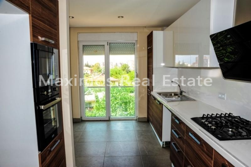 Buy apartment in Antalya city center photos #1