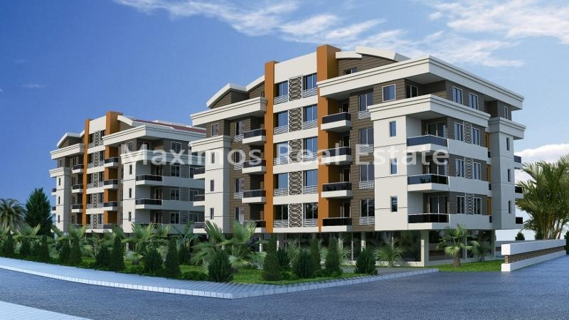 Apartment Antalya from trustable construction company photos #1