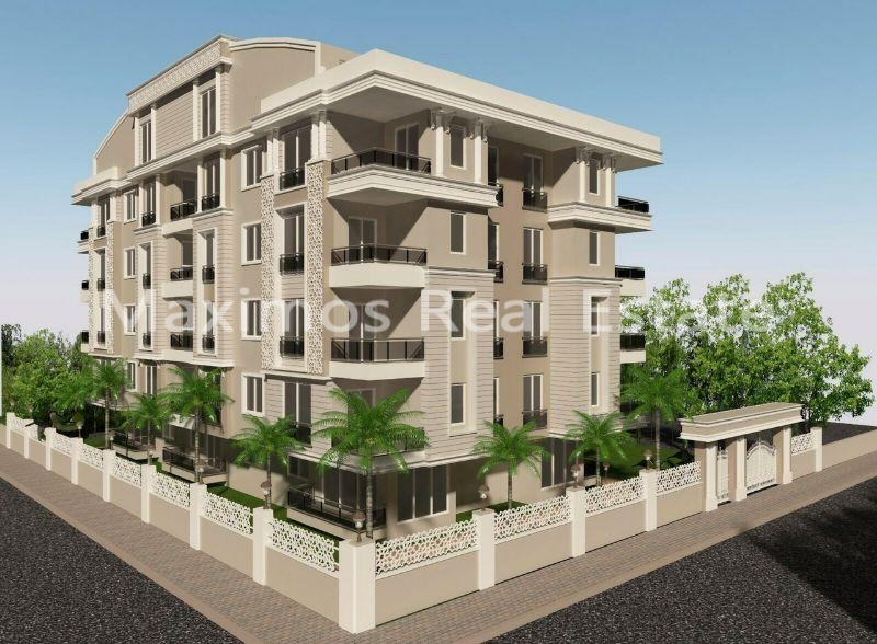Investment Property In Antalya From The Construction Company photos #1