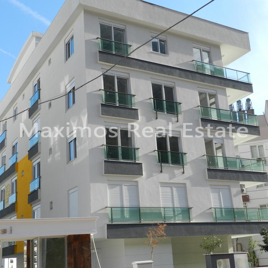 Antalya Stylish Apartments for Sale Konyaalti photos #1