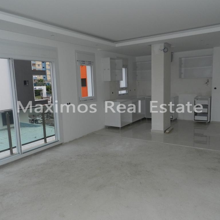 Bargain apartments for sale in Antalya Konyaalti district photos #1