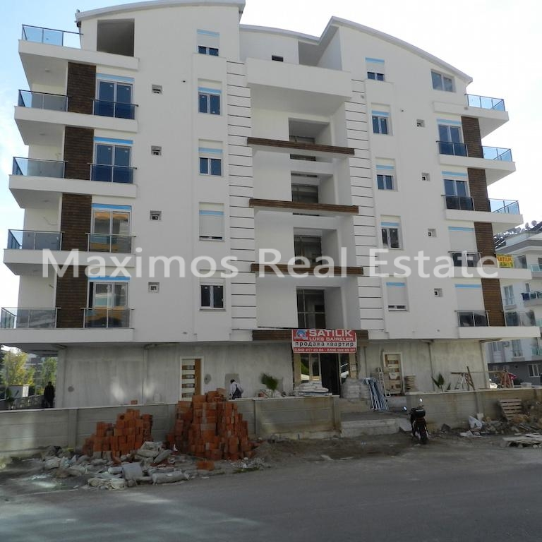 Real Estate In Antalya Turkey With Modern Facilities photos #1