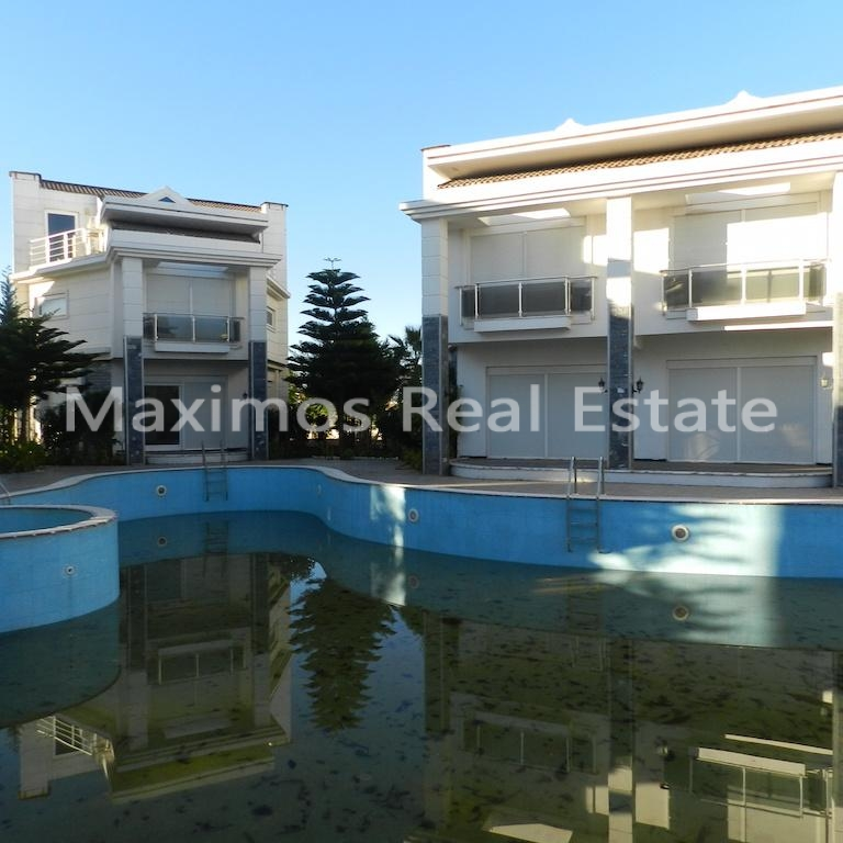 Luxury Villa House With Swimming Pool  In Antalya For Sale photos #1