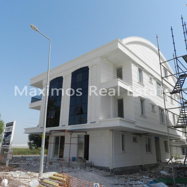 Antalya Guzeloba New Quality Apartments For Sale  photos #1