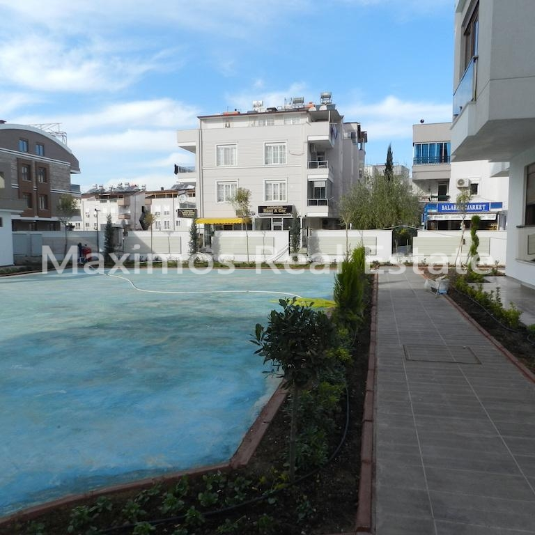 Investment Antalya Real Estate Apartments in Lara photos #1