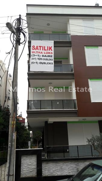 Apartments With Modern Architecture Downtown Antalya photos #1